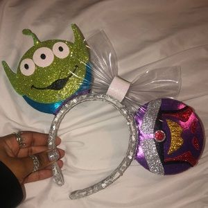Accessories - Alien & Emperor Zurg Mouse Ears
